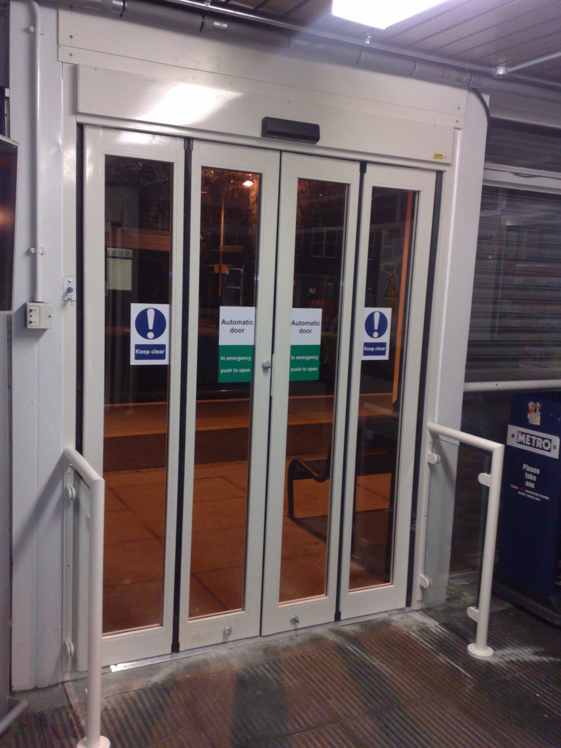 Access Solutions - Automatic Folding Door London | ASN Door