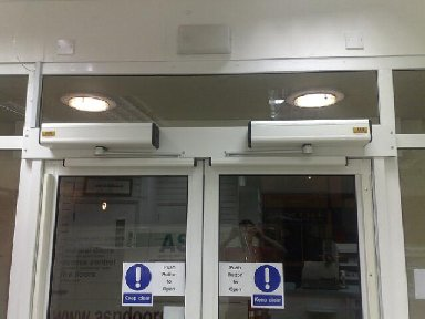 Automatic Swing Doors | ASN Doors