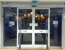 Automatic Sliding Doors | ASN Doors
