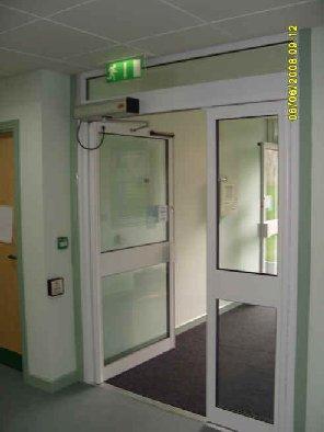 Automatic Swing Doors System Amp Operator Asn Doors